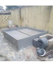 Livestock Feed Dryer