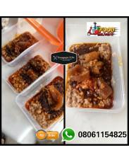 Ewa Agoyin  or Ewa Aganyin Abeokuta Restaurant