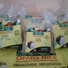 La Bon Ofada Rice.