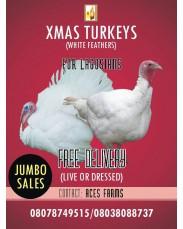 TURKEY - CHRISTMAS SALE