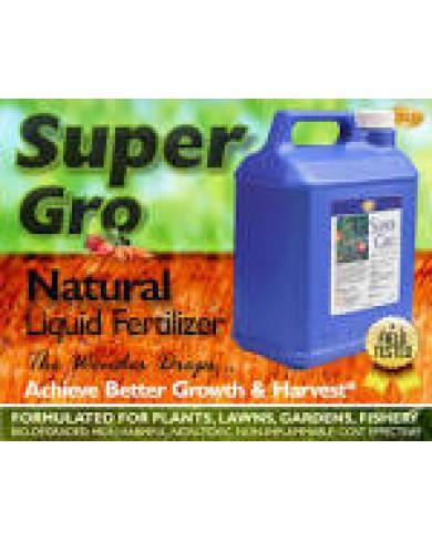 Super Gro Liquid Wonder drop Fertilizer