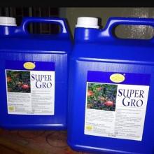 Fertiliser supplies