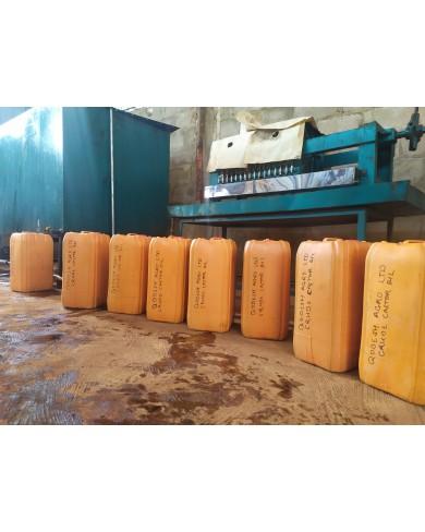 CASTOR OIL (FIRST PRESS, COMMERCIAL GRADE)
