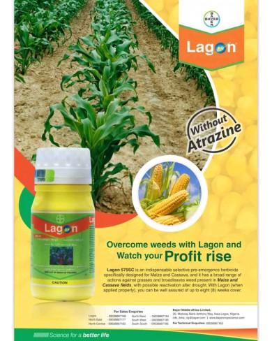 Lagon Pre-emergence Herbicide