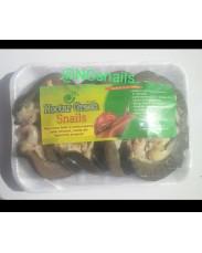 Processed Organic Snails